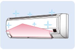 エアコン取り付け屋さん:「【コロナ】 エアコン Bシリーズ」清潔機能の画像1(イメージ)
