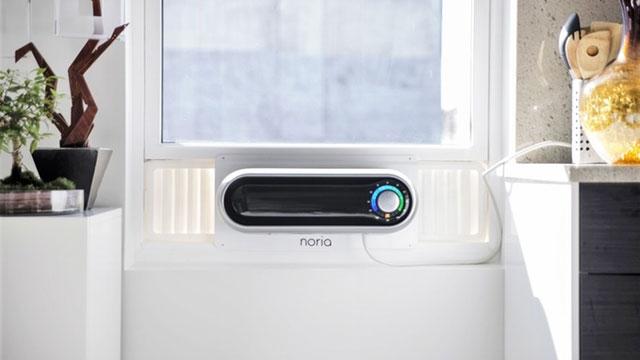 次世代エアコンは室外機無し!?窓に挟むだけの簡単取り付けに脱帽
