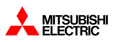 広島市安佐北区エアコン取り付け屋さん:「三菱電機のロゴ」の画像(イメージ)