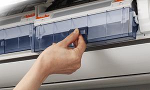 エアコン取り付け屋さん:「【シャープ(SHARP)】 エアコン G-Hシリーズ」自動清掃の画像1(イメージ)